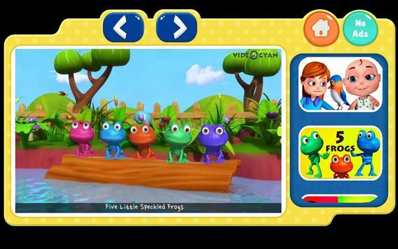 English Nursery Rhymes ,Preschool Kids Fun Videos. screenshot 7