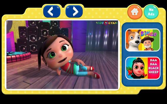 English Nursery Rhymes ,Preschool Kids Fun Videos. screenshot 4