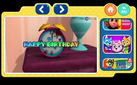 English Nursery Rhymes ,Preschool Kids Fun Videos. screenshot 6