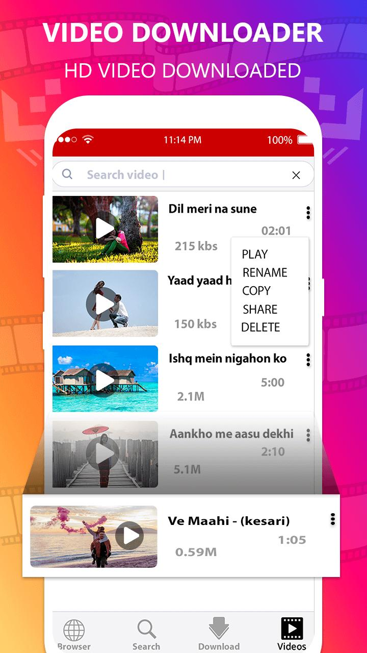 Free video downloader - Best video downloading app for