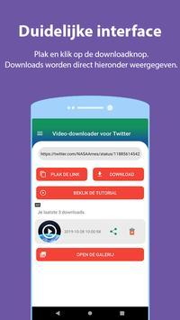 Twitter Video Download 2020 screenshot 2