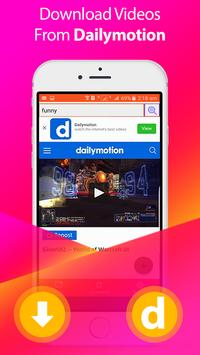 All Video downloader:  Free HD video downloader imagem de tela 2