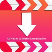 All Video Downloader : Social All Video Downloader icon