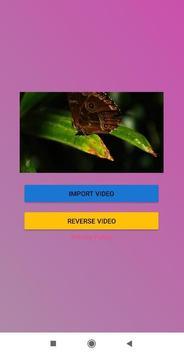 Reverse Video: Backwards Video Reversing screenshot 4