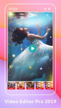 New Video Maker & Video Editor Pro 2019 screenshot 1