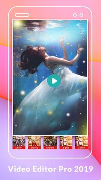 New Video Maker & Video Editor Pro 2019 screenshot 6