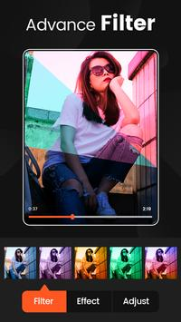 Video editor video maker, photo video maker music screenshot 3