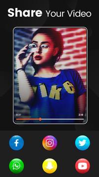 Video editor video maker, photo video maker music screenshot 6