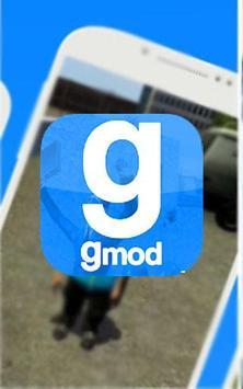 Free Gmod G'arrys mod poster