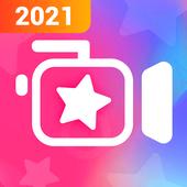 Icona Editor video / Video Maker, foto, musica, taglio