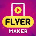 Flyer Maker, Poster Maker, Video Marketing App