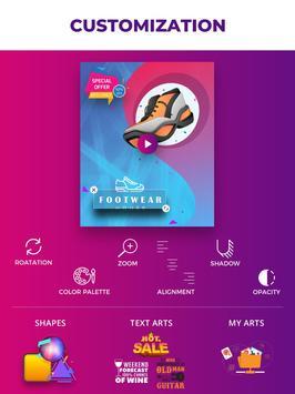 Flyer Maker, Poster Maker For Video Marketing screenshot 11