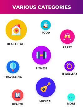 Flyer Maker, Poster Maker For Video Marketing screenshot 12