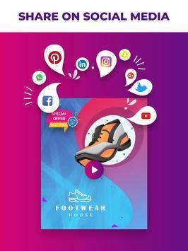 Flyer Maker, Poster Maker For Video Marketing screenshot 14