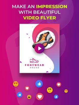 Flyer Maker, Poster Maker For Video Marketing screenshot 15