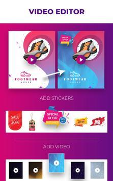Flyer Maker, Poster Maker For Video Marketing screenshot 17