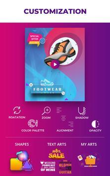 Flyer Maker, Poster Maker For Video Marketing screenshot 19