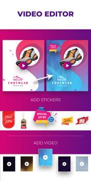Flyer Maker, Poster Maker For Video Marketing screenshot 1