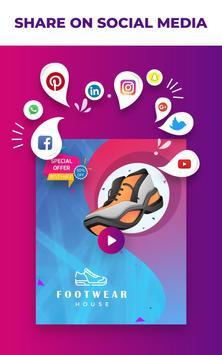 Flyer Maker, Poster Maker For Video Marketing screenshot 22