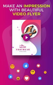 Flyer Maker, Poster Maker For Video Marketing screenshot 23