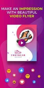 Flyer Maker, Poster Maker For Video Marketing screenshot 7