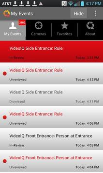 VideoIQ Mobile poster