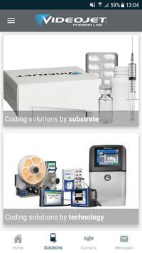 Videojet Pharma Line screenshot 2