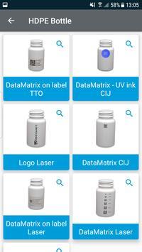 Videojet Pharma Line screenshot 4