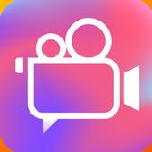 Editor de Vídeo - Música, Cortar, Sem Cortar,image ícone
