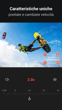 1 Schermata Video Editor: musica, nessun ritaglio, immagine