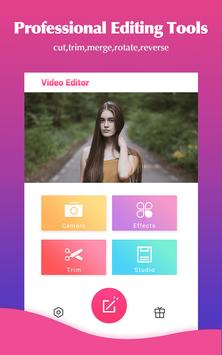 Video Editor & Free Video Maker Filmix with Music poster