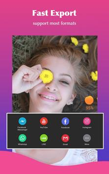 Video Editor & Free Video Maker Filmix with Music screenshot 4
