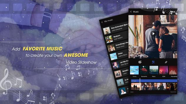 Video Show - Slideshow Maker Image With Music screenshot 4