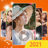 Icona Video maker with photo & music