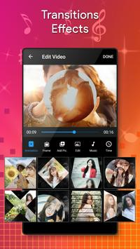 Poster Video maker with photo & music