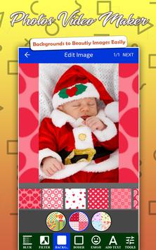 Photos Video Maker Pro with Music & images Editor screenshot 1