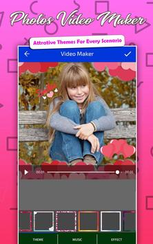 Photos Video Maker Pro with Music & images Editor screenshot 4