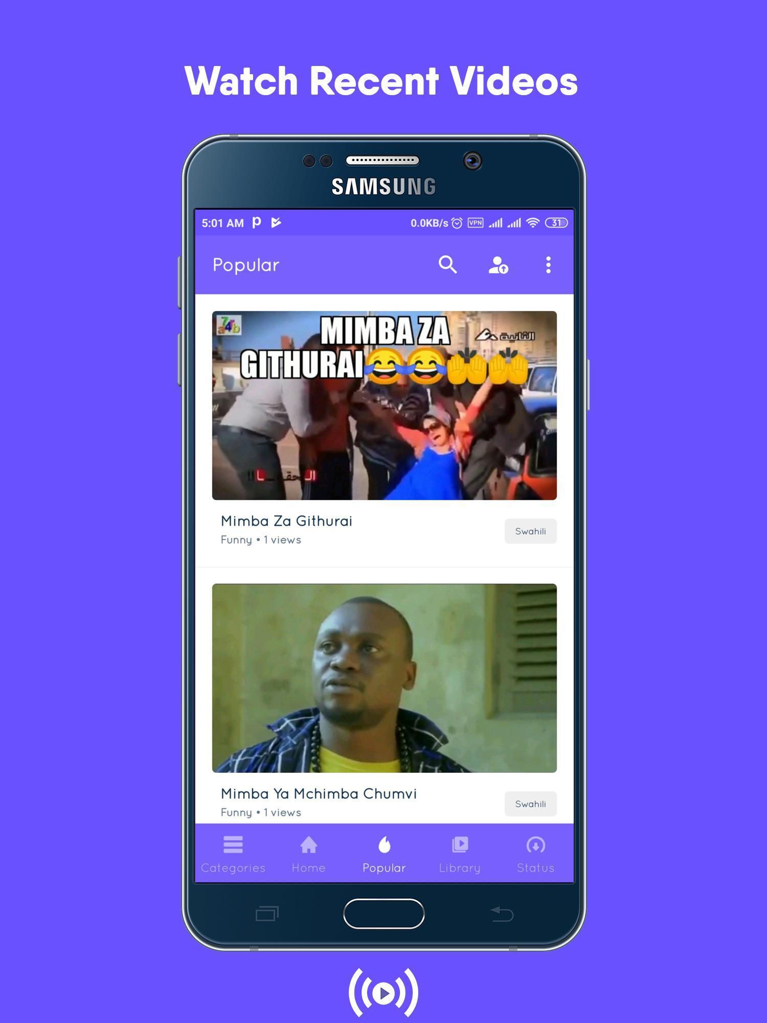 Video Mifi Short Videos Whatsapp Status Saver For