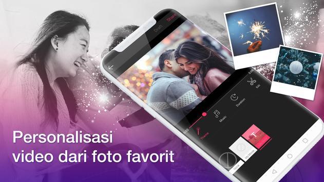 Pembuat Video Dan Edit Video Foto Dengan Lagu screenshot 3