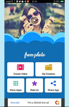 Video Star – Make Video Magic from Photo poster