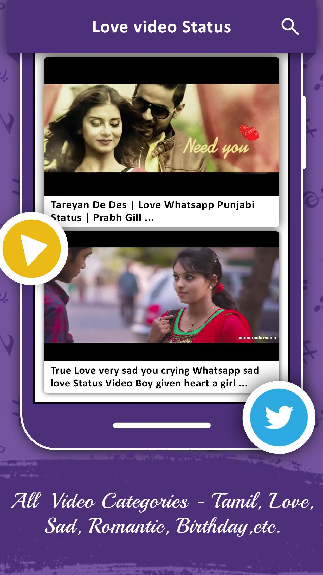 Tamil Video Status for Android - APK Download