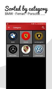 🚗 How To Draw Cars Logo screenshot 1