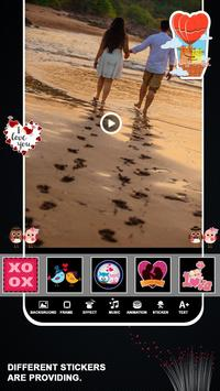 Love Video Maker With Music screenshot 6