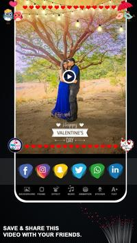 Love Video Maker With Music screenshot 7