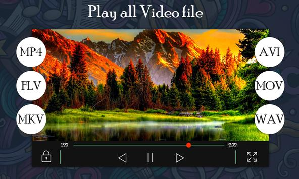 Video Player For All Format & Gallery For Android screenshot 6