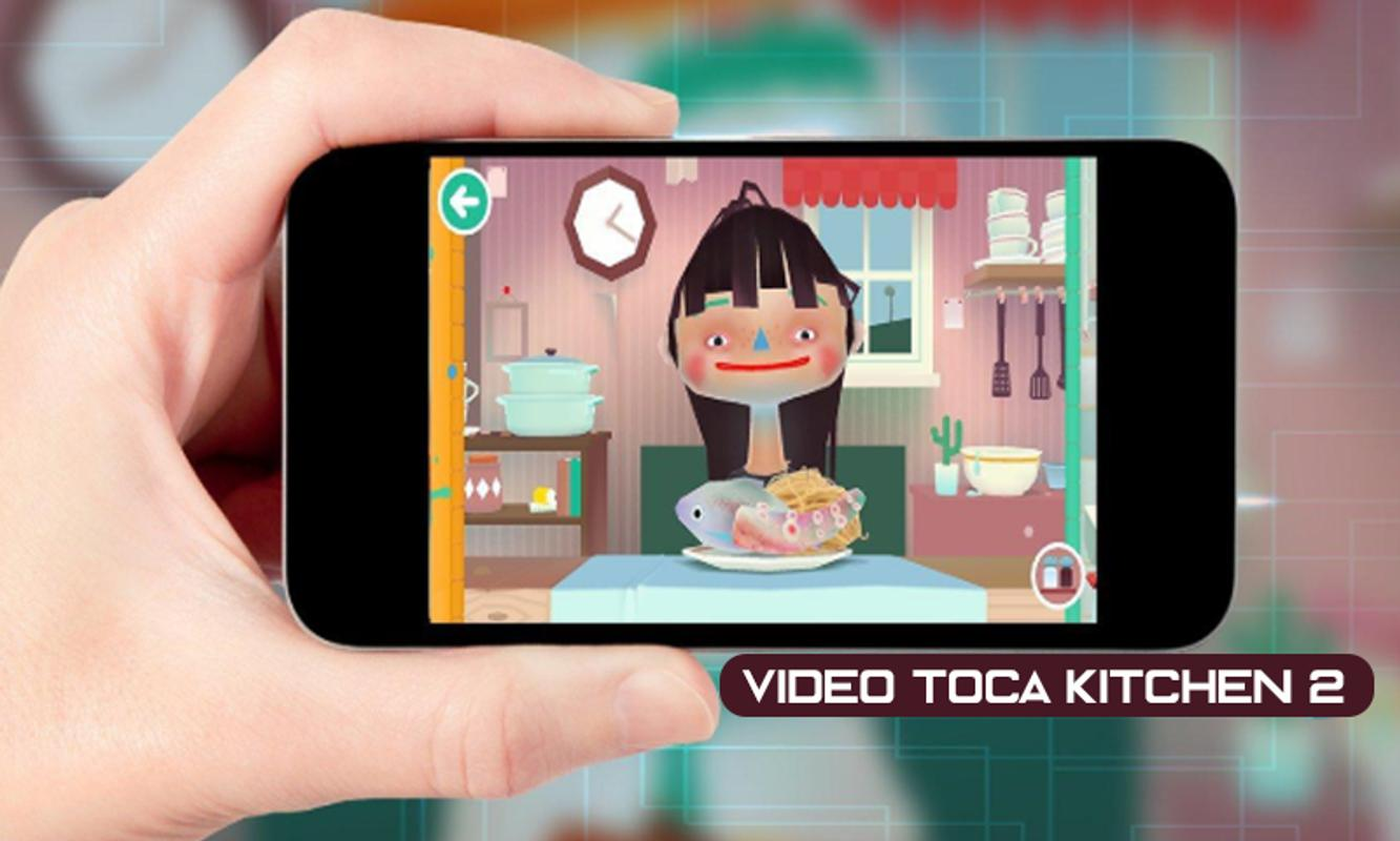 Colection Videos Toca Kitchen 2 الملصق Colection Videos Toca Kitchen 2 تصوير الشاشة 1 ...
