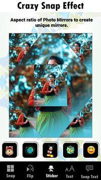 Crazy Magic Mirror Effect - Photo Editor screenshot 2