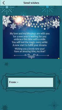 New Year Gretings Card 2020 screenshot 3