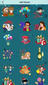 New Year Gretings Card 2020 screenshot 1