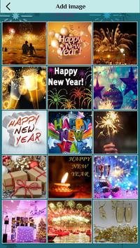 New Year Gretings Card 2020 screenshot 2